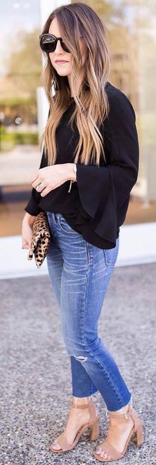blusas de moda 2019