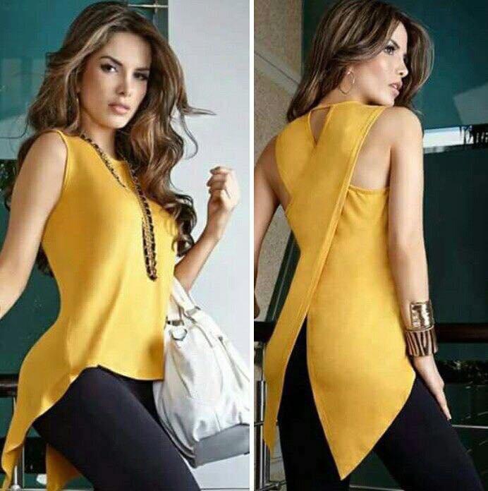 blusas de moda 2019 mujer