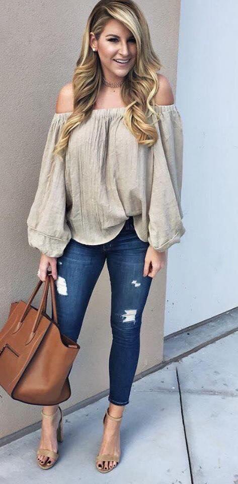 blusas de moda 2019 para señoras