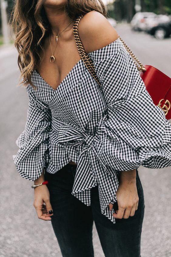blusas de moda para esta temporada del 2019