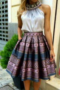 Faldas hermosas para todos los estilos