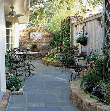 Ideas para jardines pequeños fotos