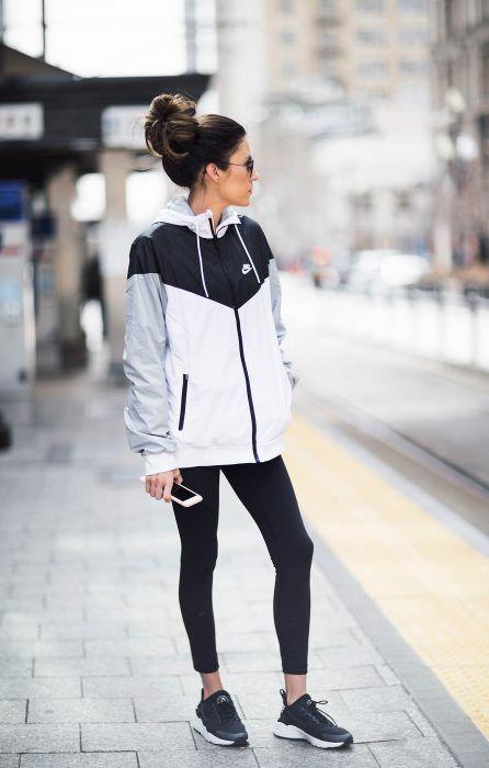 Looks con ropa deportiva