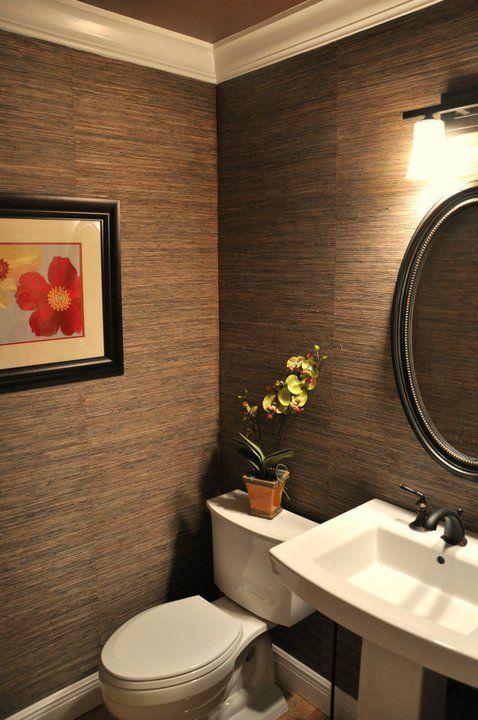 Papel tapiz para baños - home depot