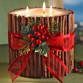 Centros de mesa navideños economicos