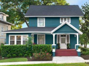 Colores para pintar una casa afuera