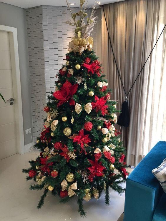 como decorar el arbol de navidad 2020