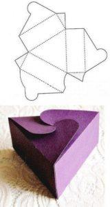 moldes para hacer cajas