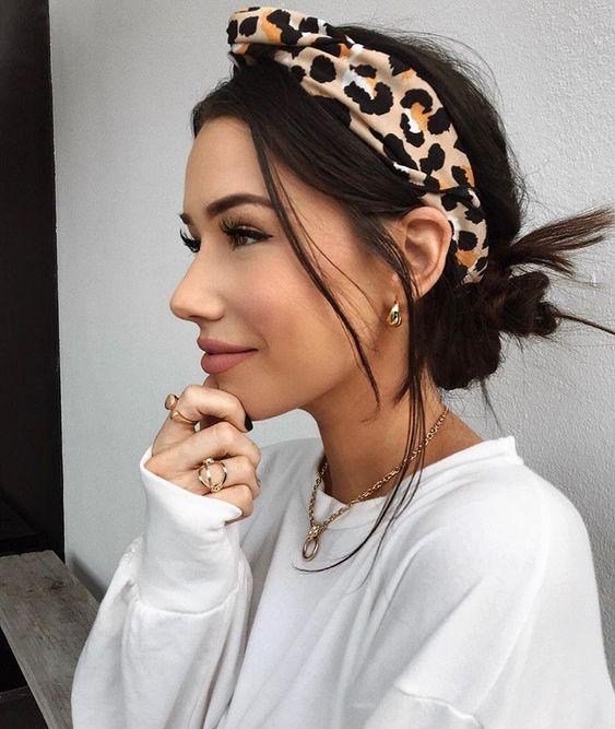 Bandanas para el cabello de mujer