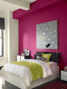 Colores de cuartos para chicas