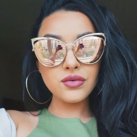 lentes modernos para mujer de 30 o mas estilo retro