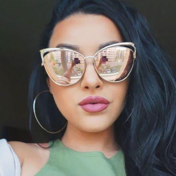 baratas para descuento 2278e d126b lentes modernos para mujer de 30 o mas estilo retro - Ideas ...