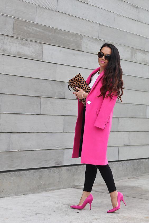 abrigos 2019 para chicas modernas colores llamativos