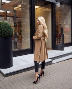 abrigos que tienes que tener par lucir con mucho estilo