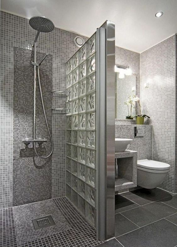 decoracion de baños modernos y pequeños