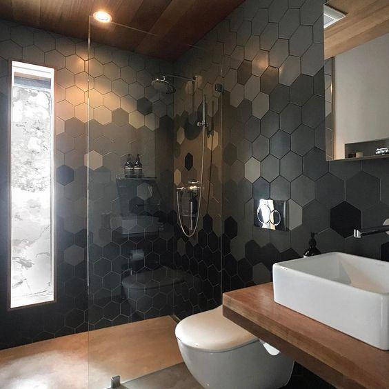 decoracion de baños pequeños minimalistas