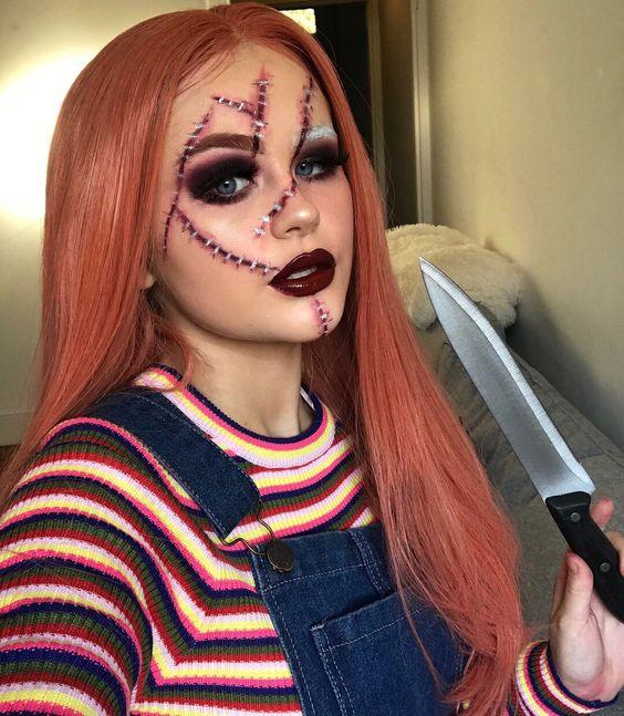 disfraces de halloween originales para mujeres