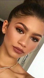 maquillaje natural para morenas