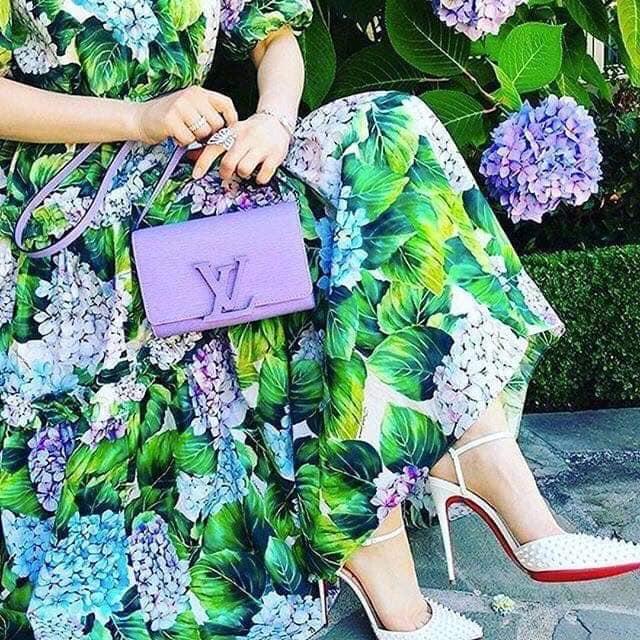 maxi faldas para primavera - verano en mujeres maduras