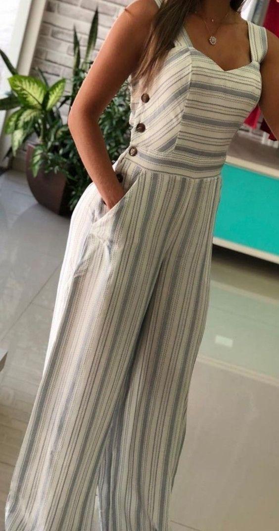30 ideas de outfits con lineas