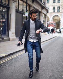 abrigos de moda para otoño - invierno 2019 - 2020 hombres