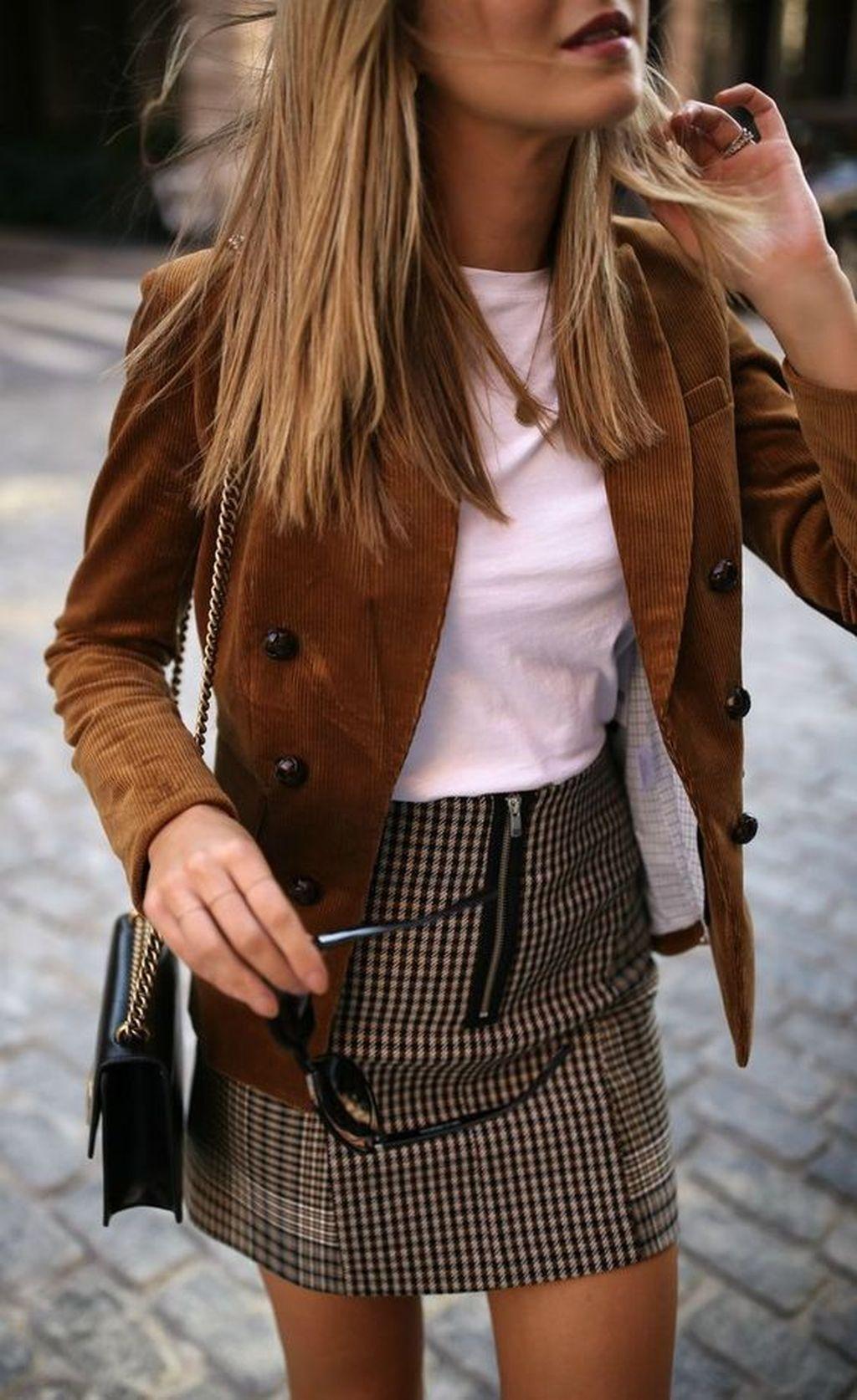 blazers abrigadores para lucir con estilo en posadas en invierno