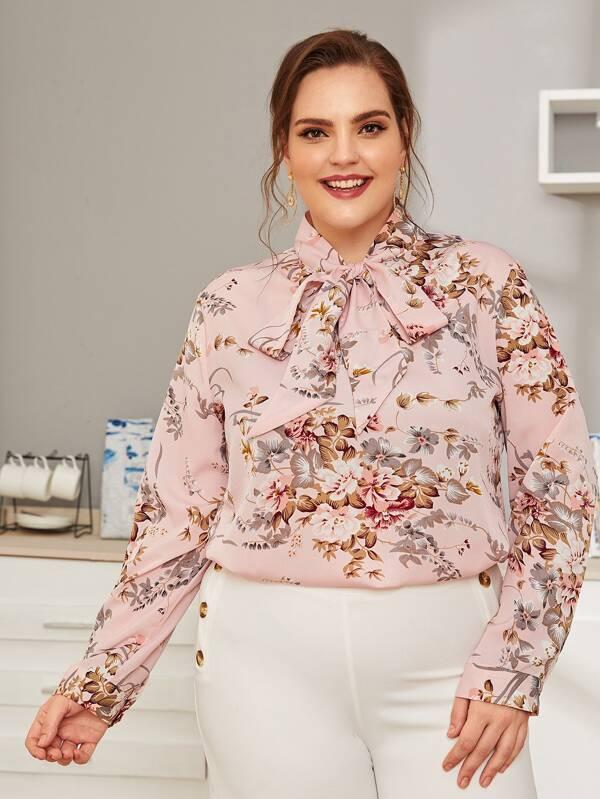 blusas para gorditas casuales