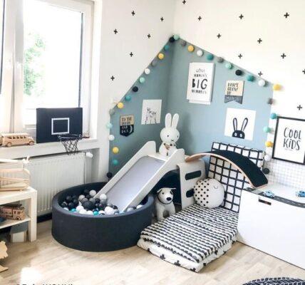 decoracion para la habitacion de los niños