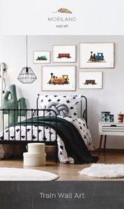 ideas para decorar cuartos para niños sencillos