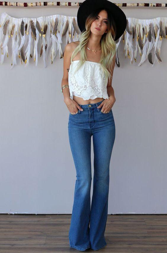 jeans oxford como llevarlos