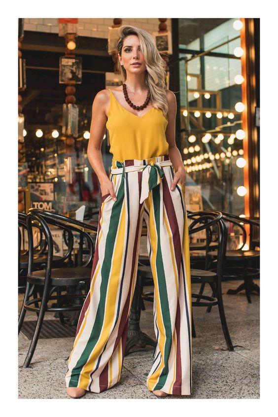 looks con ropa con lineas modernas y con estilo