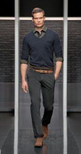 moda formal para caballeros otoño - invierno