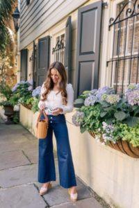 pantalones oxford mujer 2019