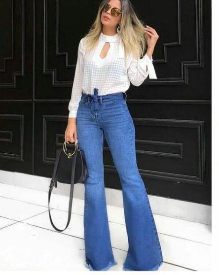 que son los jeans oxford