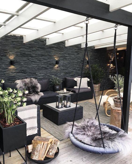 techos para patios exteriores modernos