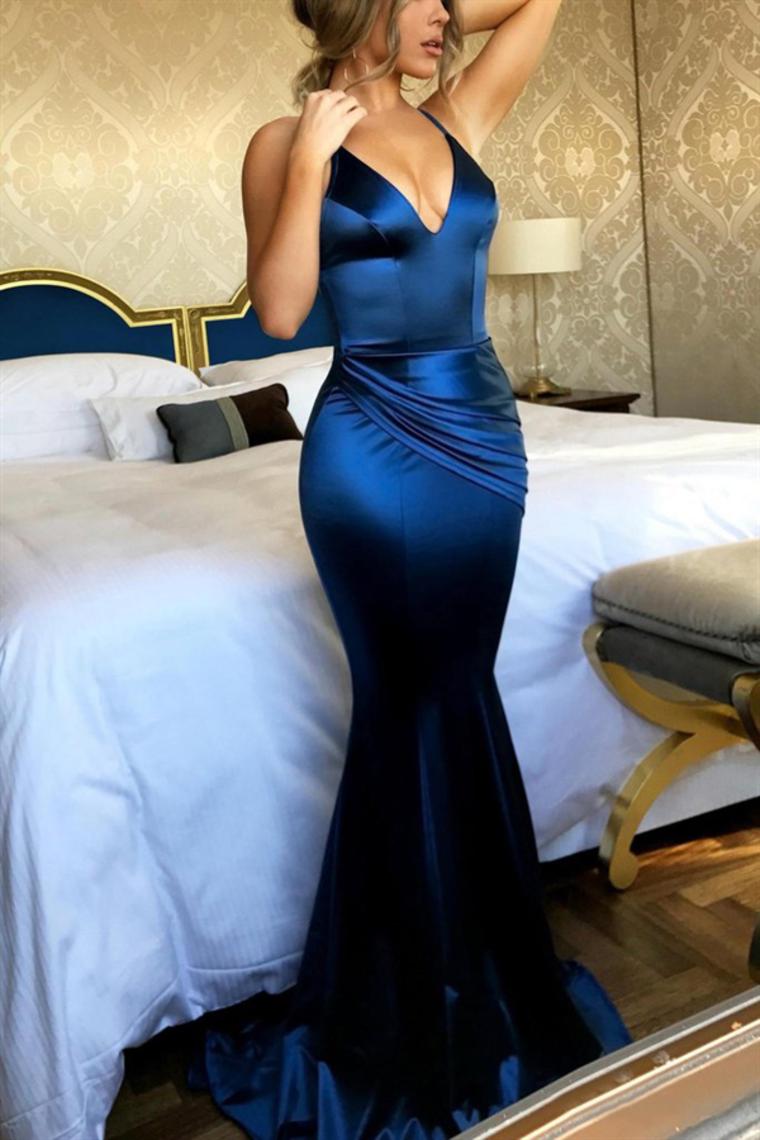 vestidos largos para disimular la panza