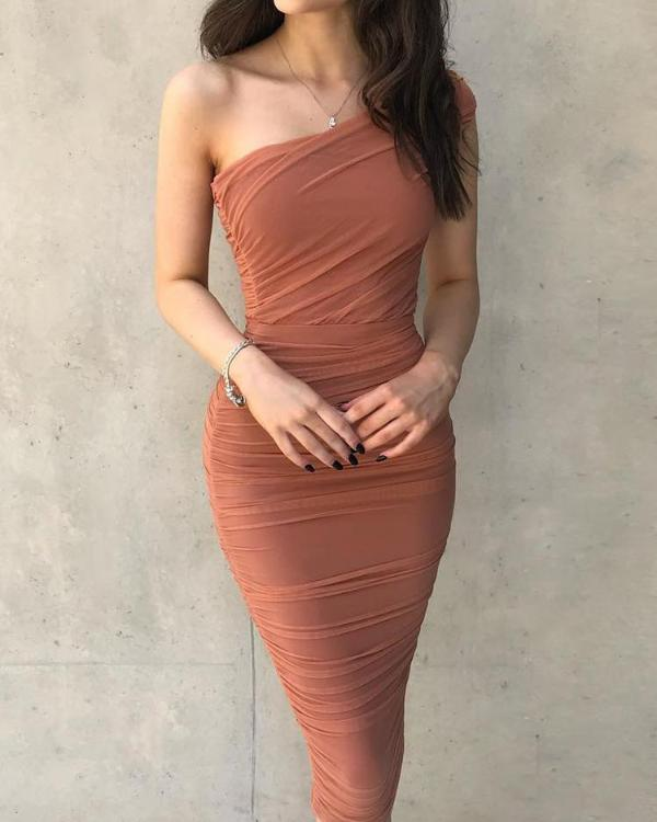 vestidos para disimular la lonja tipo bandage