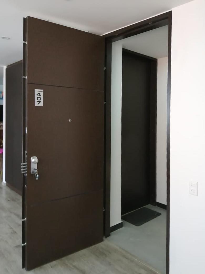 Puertas de ingreso principal blindadas