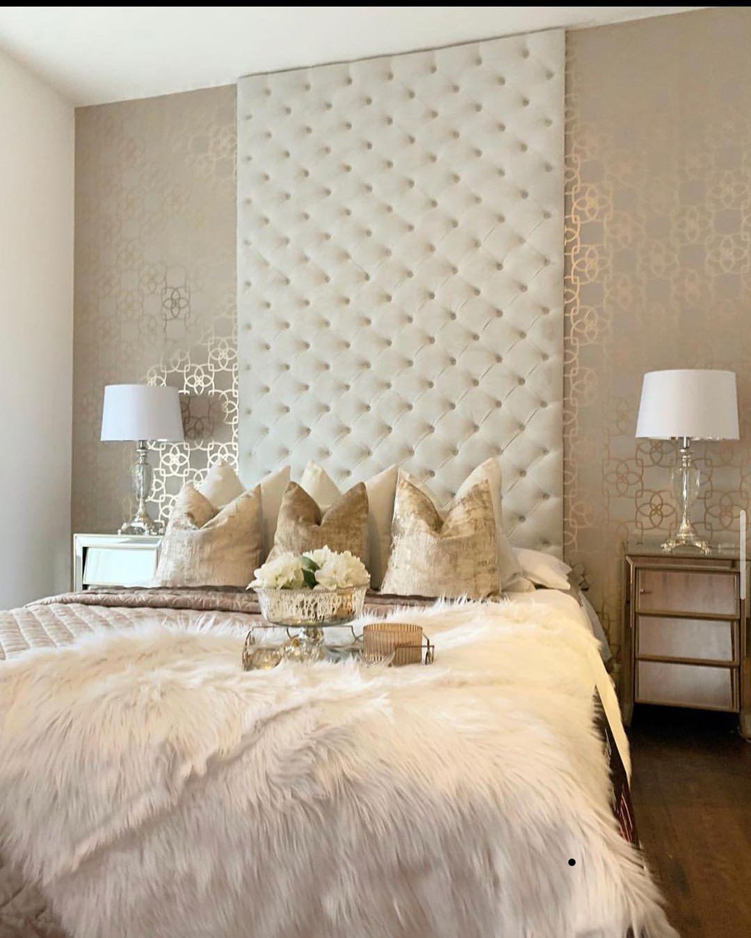 Elige una bonita cabecera para tu cama