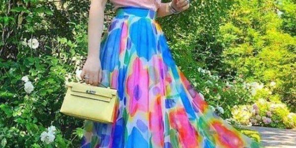 Estas combinaciones de colores te harán lucir muy elegante en esta primavera