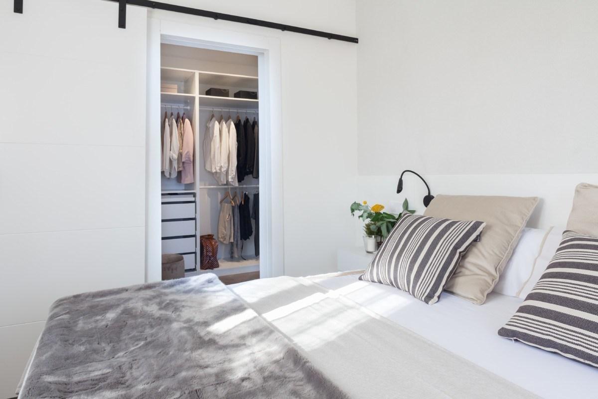 habitacion apartamento de 40m2 elegante y sofisticado