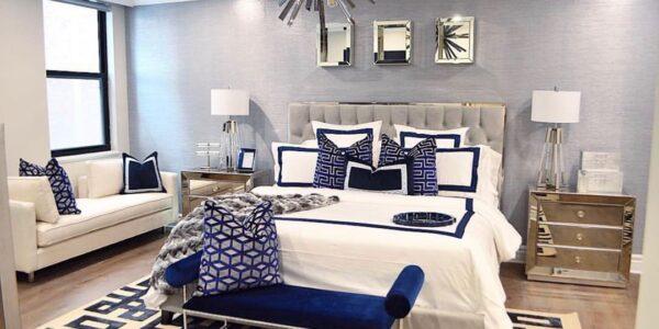 Ideas de sofás para pie de cama