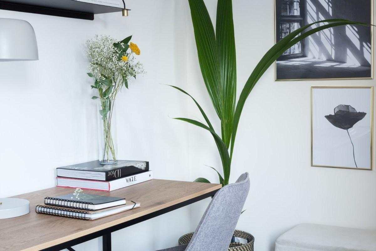 oficina apartamento de 40m2 elegante y sofisticado