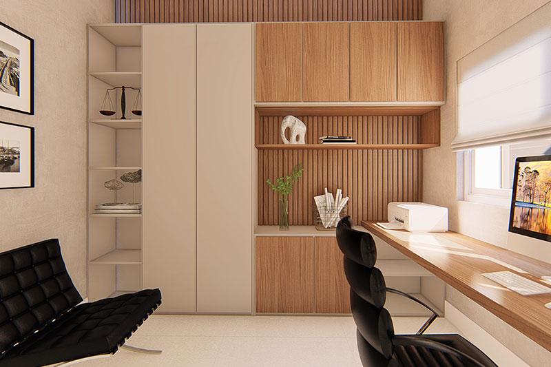 Oficina de casas para construir en terrenos grandes