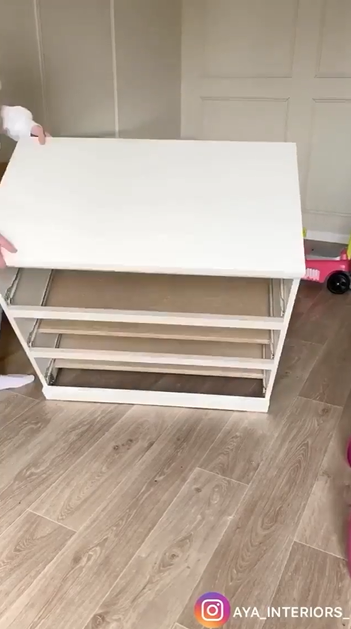 Cómo construir una cajonera