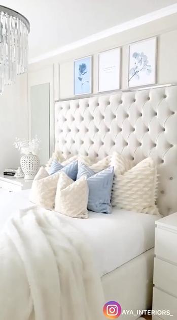 Look final de decoración para tu habitación