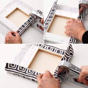 Cómo hacer cuadros para decoración de cabecera