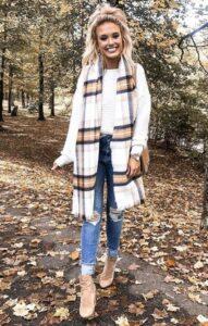 25 ideas de outfits casuales para invierno