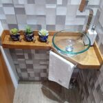 Cambia el lavabo del baño