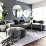 Cómo conseguir una sala moderna y acogedora